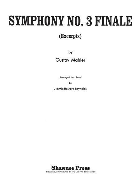 Symphony No. 3 - Finale