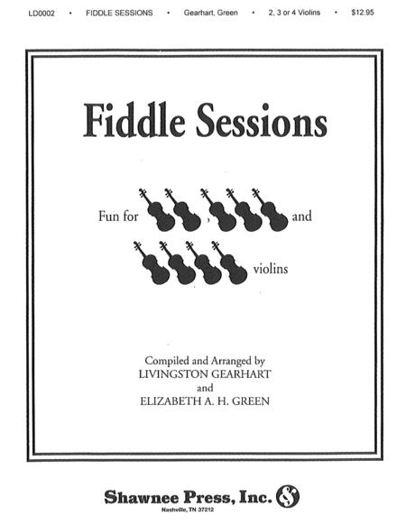 Fiddle Sessions 2-4 Violins