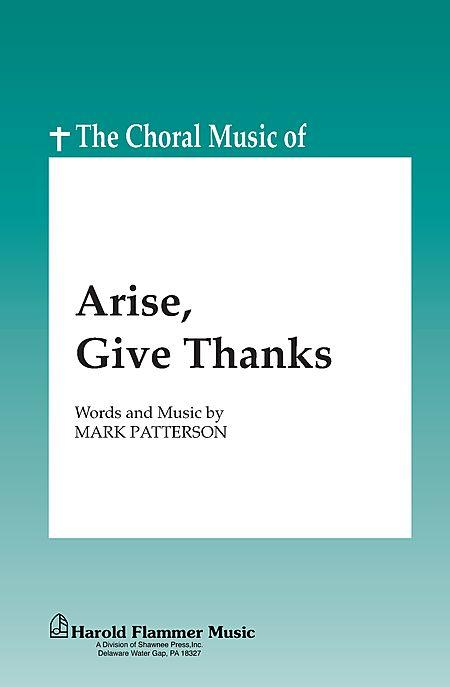 Arise, Give Thanks