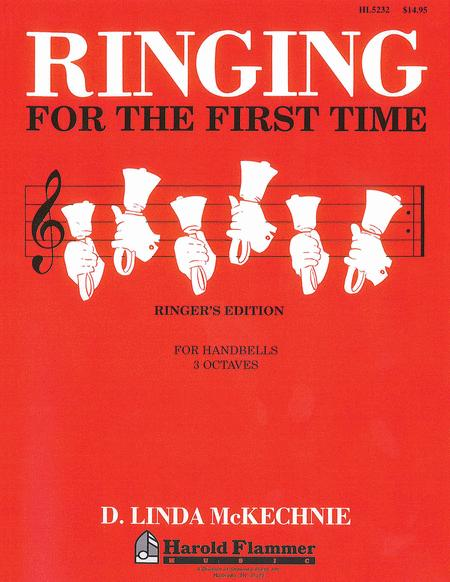 Ringing for the First Time Handbell Method