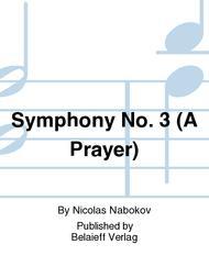 Symphony No. 3 (A Prayer)