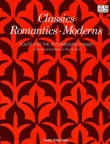 Classics, Romantics, Moderns