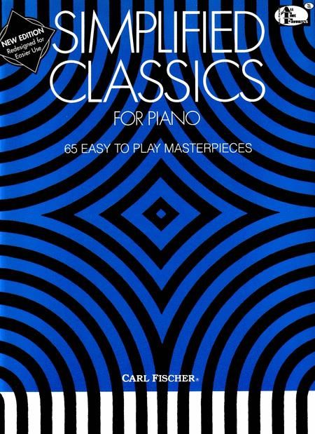 Simplified Classics For Piano