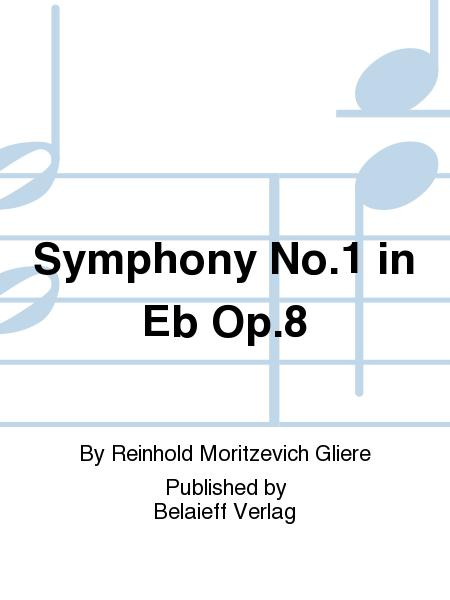Symphony No. 1 in Eb Op. 8