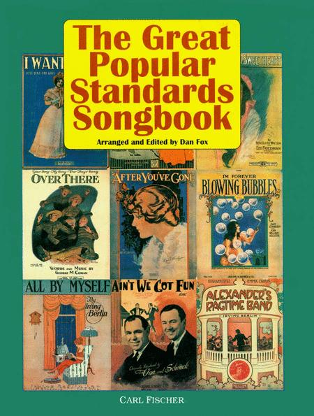 The Great Popular Standards Songbook
