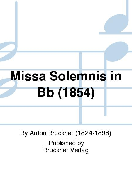 Missa Solemnis in Bb