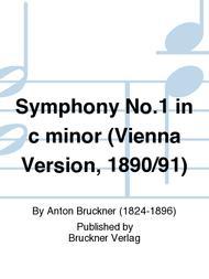 Symphony No.1 in c minor (Vienna Version, 1890/91)