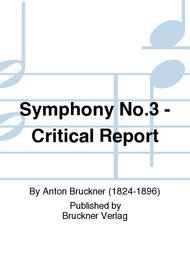 Symphony No. 3 - Critical Report