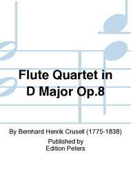Flute Quartet in D Major Op. 8