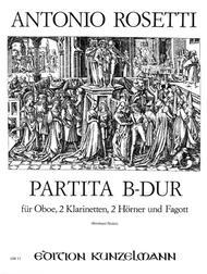Partita in Bb Major