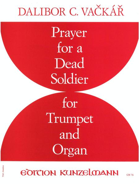 Prayer for a Dead Soldier