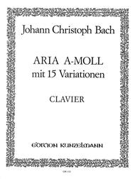 Aria with 15 Variations