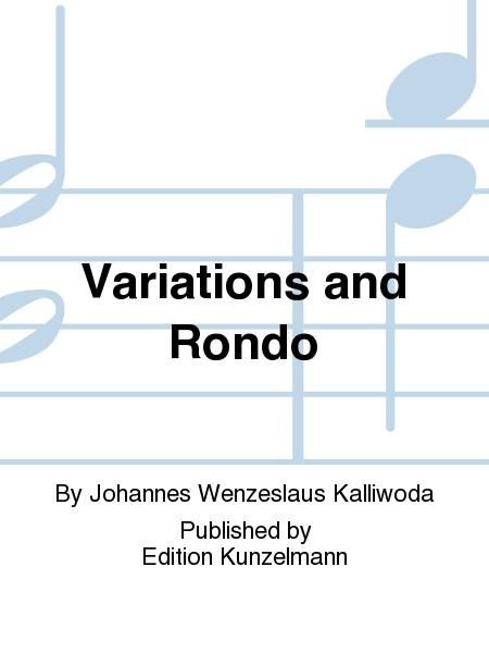 Variations and Rondo