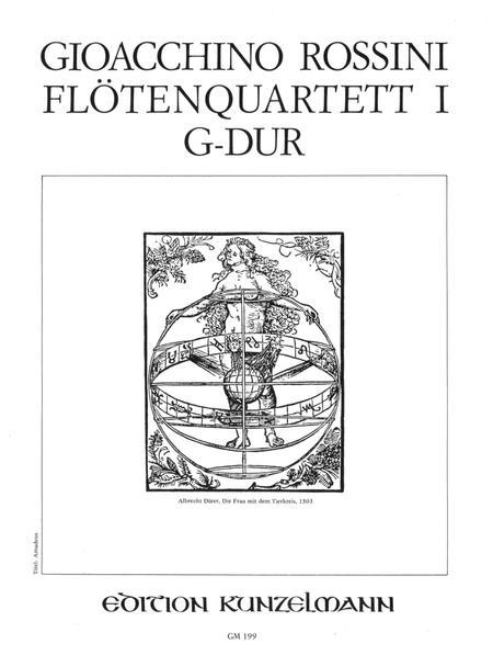Flute Quartet No. 1 in G
