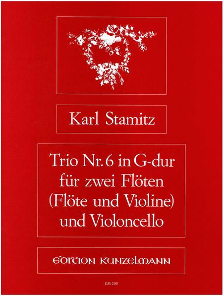 Flute Trio No. 6 in G Major