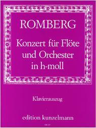 Flute Concerto in B Minor Op. 30