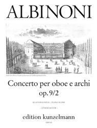 Concerto a cinque in D minor Op. 9 No. 2