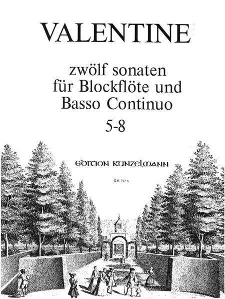 Sonatas (12) Vol. 2