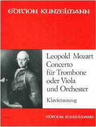 Concerto for Trombone or Viola