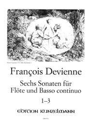 6 Flute Sonatas Vol. 1