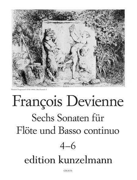 6 Flute Sonatas Vol. 2