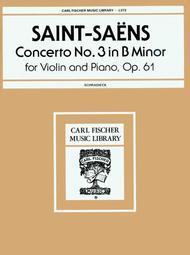 Concerto No. 3 in B Minor