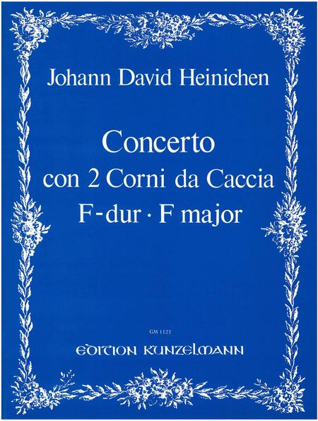 Concerto for Two Horns and Orchestra