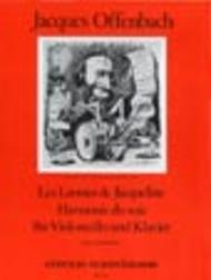 Les Larmes de Jacqueline Op. 76 No. 2 / Harmonies du soir Op. 68
