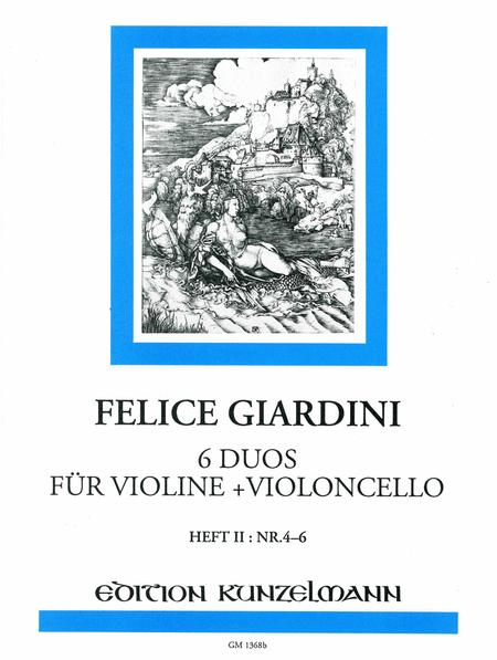 Duos (6) in 2 Volumes, Vol. 2