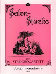 Salon Pieces for String Quartet Vol. 1