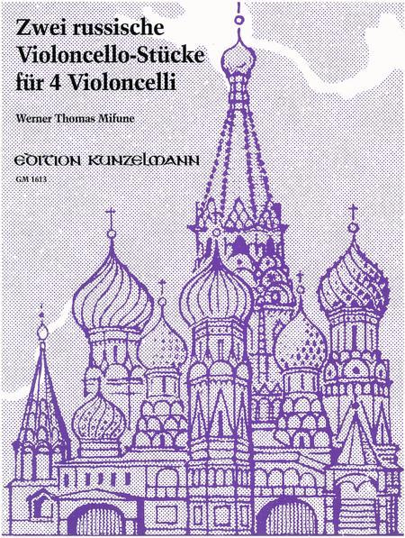2 Russian Violoncello Pieces