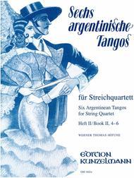 6 Argentinean Tangos Vol. 2