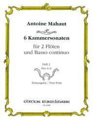 Chamber Sonatas Vol. 2
