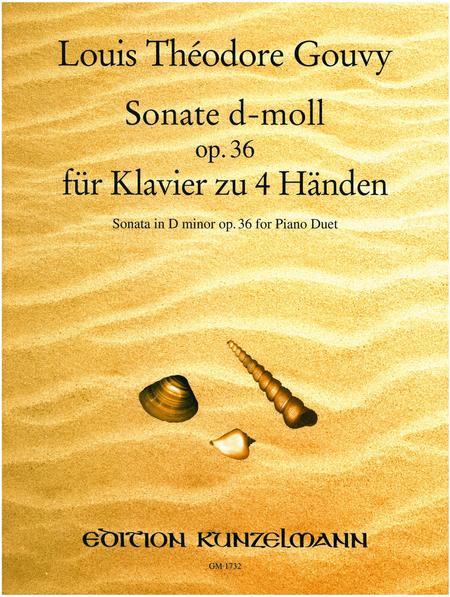 Sonata in D Minor Op. 36 (Sonate)