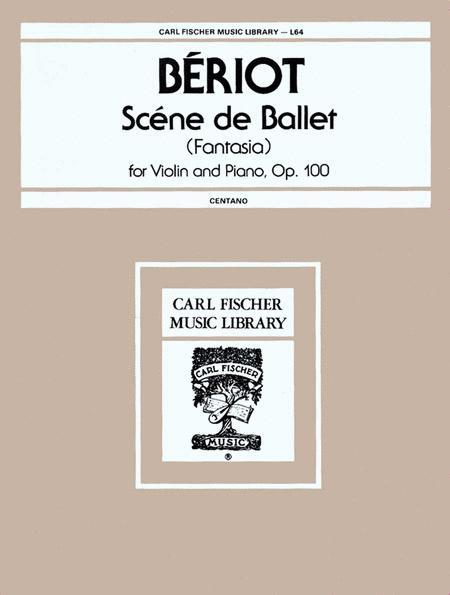 Scene De Ballet (Fantasia)