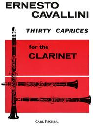Thirty Caprices
