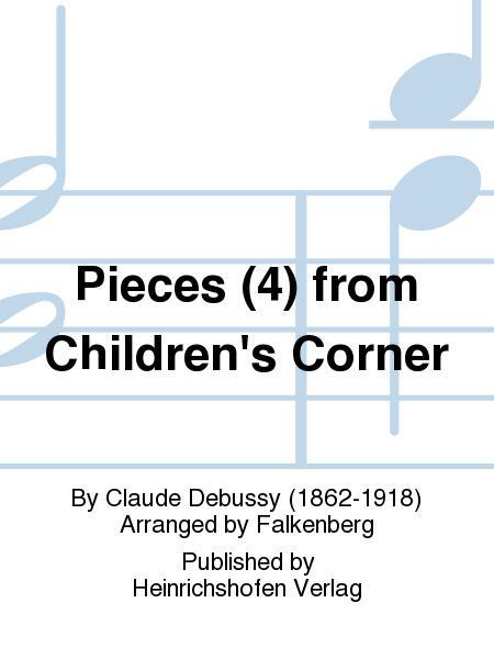 Pieces (4) from Children's Corner
