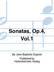 Sonatas Op. 4 Vol. 1