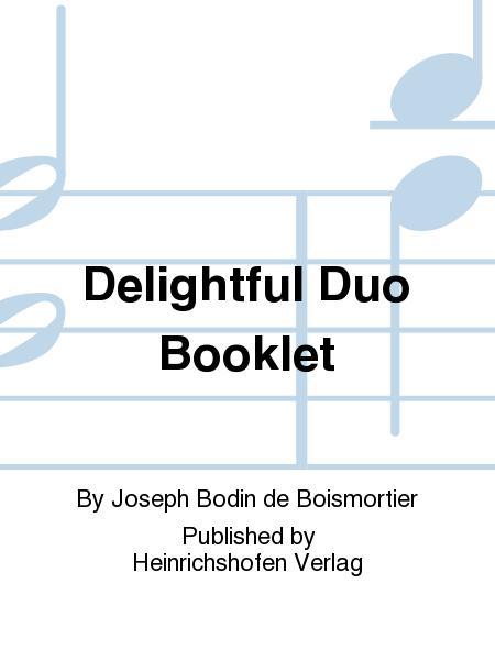 Delightful Duo Booklet