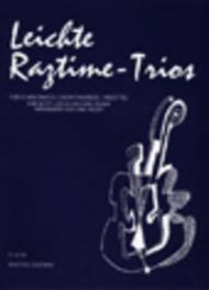 Easy Ragtime Trios (cello)