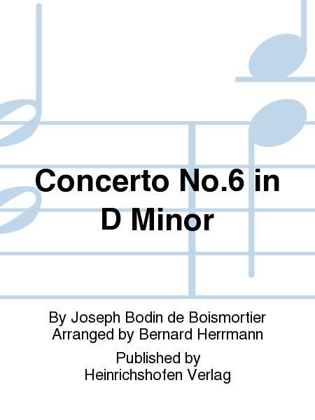 Concerto No. 6 in D Minor