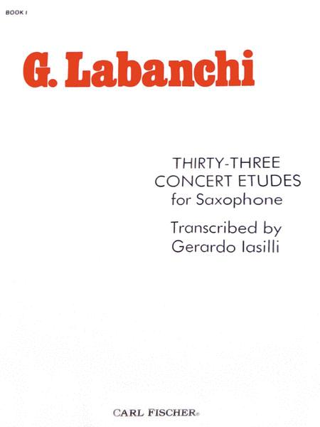Thirty-Three Concert Etudes