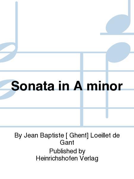 Sonata in A Minor