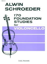170 Foundation Studies For Violincello