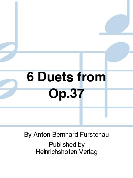 6 Duets from Op. 37