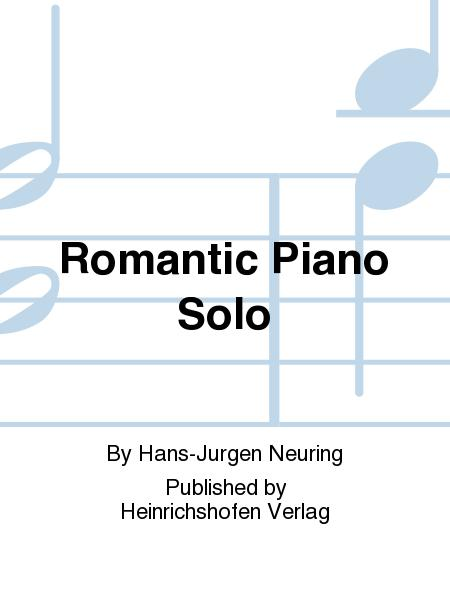 Romantic Piano Solo