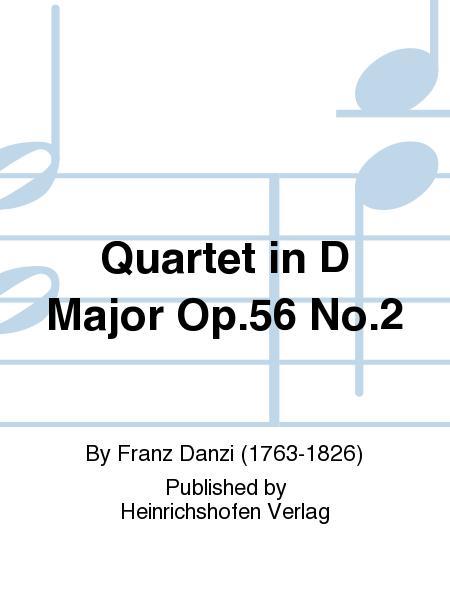 Quartet in D Major Op. 56 No. 2