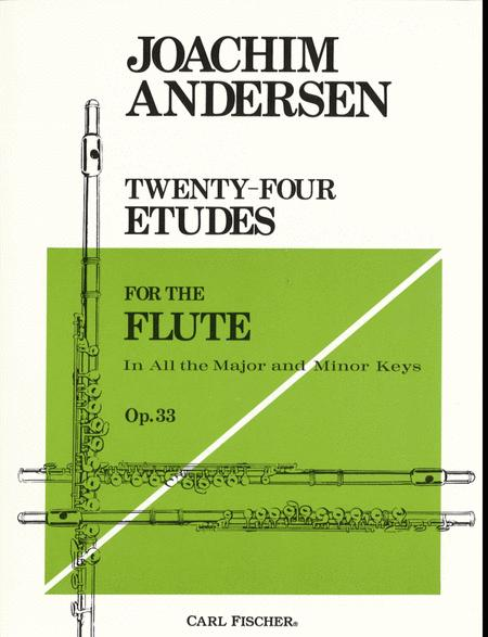 Twenty-Four Etudes