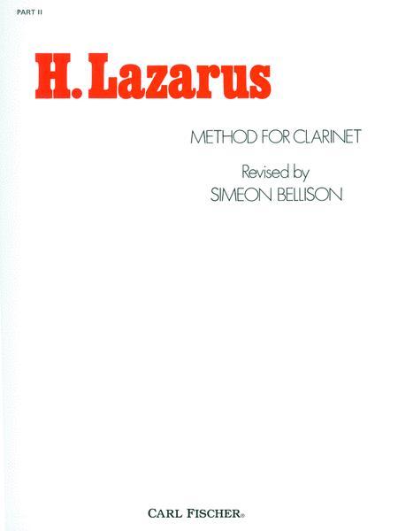 H. Lazarus