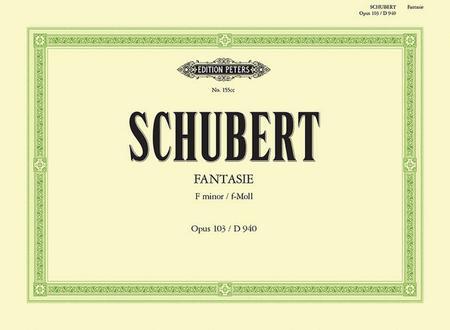 Fantasia in F minor Op. 103/D940
